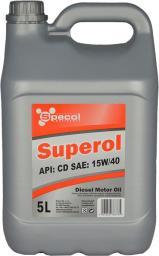Olej silnikowy Specol brak danych syntetyczny 15W-40 1L