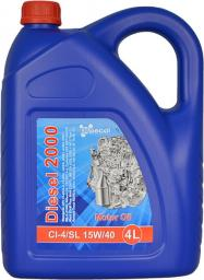 Olej silnikowy Specol brak danych mineralny 15W-40 1L