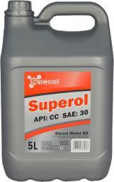 Olej silnikowy Specol brak danych mineralny 30 1L