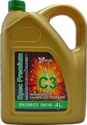 Olej silnikowy Specol brak danych syntetyczny 5W-40 1L