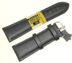 Diloy Skórzany pasek do zegarka 26 mm Diloy 302EA.26.5