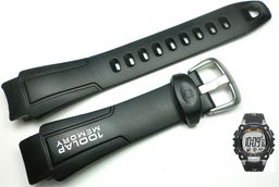 Timex Pasek do zegarka Timex T5E231 P5E231 18 mm Tworzywo