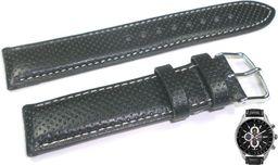 Timex Pasek do zegarka Timex T2N156 P2N156 20 mm Skóra