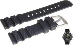 Timex Pasek do zegarka Timex T2N810 P2N810 22 mm Tworzywo