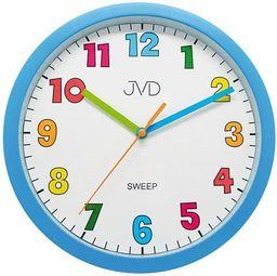 JVD Zegar ścienny JVD HA46.1 Kolorowy, cichy