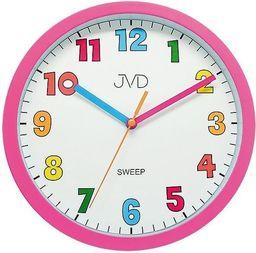 JVD Zegar ścienny JVD HA46.2 Kolorowy, cichy