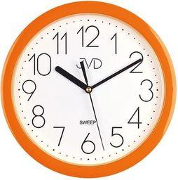 JVD Zegar ścienny HP612.11 Cichy mechanizm
