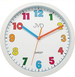 JVD Zegar ścienny JVD HA46.3 Kolorowy, cichy