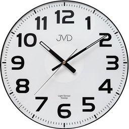 JVD Zegar ścienny HP679 Sensor Light Sweep 33,5 cm