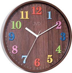 JVD Zegar ścienny JVD HA49.2 Kolorowy, cichy