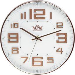MPM Zegar ścienny E01.3225.81 Rose Gold Sweep