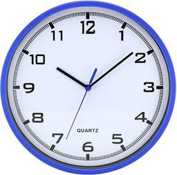 MPM Zegar ścienny E01.2478.30.A fi 25,5 cm CZYTELNY