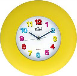 MPM Zegar ścienny MPM E01.2809.30 fi 10 cm Dziecięcy Cichy