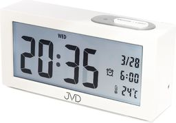 JVD Budzik SB138.2 z termometrem Sensor Light
