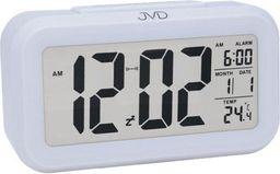 JVD Budzik SB18.1 z termometrem, Sensor Light