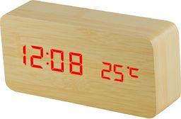 MPM Budzik C02.3564.51 termometr, 3 alarmy