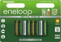 Panasonic Akumulator AAA 8 szt Eneloop-172917