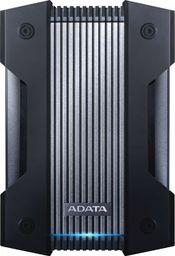 Dysk zewnętrzny ADATA Durable HD830 2TB USB 3.0 Czarny (AHD830-2TU31-CBK)