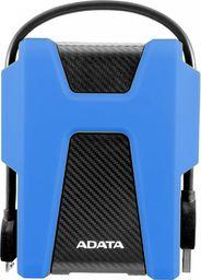 Dysk zewnętrzny ADATA HDD HD680 1 TB Niebieski (AHD680-1TU31-CBL)