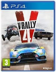 Gra PS4 V-Rally 4