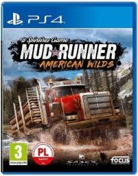 Gra PS4 SPINTIRES MUDRUNNER ULTIMATE EDITION