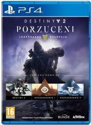 Gra PS4 Destiny 2 Porzuceni Legendarna Edycja