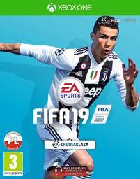 Gra Xbox ONE FIFA 19-5030945121923