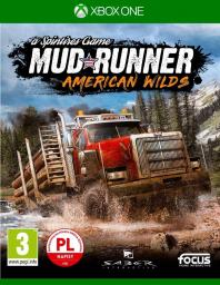 Gra Xone SPINTIRES MUDRUNNER ULTIMATE EDITION