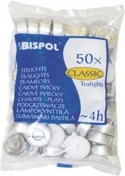 Tealight biały 50 szt. (7437)
