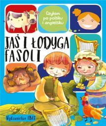 Czytam po polsku i angielsku. Jaś i łodyga fasoli