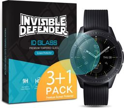 Rearth 4x Szkło Ringke Invisible Defender Samsung Galaxy Watch 42mm