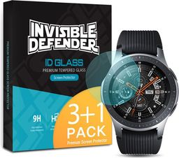 Ringke 4x Szkło Ringke Invisible Defender Samsung Galaxy Watch 46mm / Gear S3