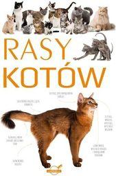 Opracowanie zbiorowe - Rasy kotów, oprawa twarda