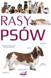 Opracowanie zbiorowe - Rasy psów, oprawa twarda