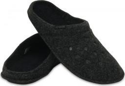 Crocs Klapki damskie Classic Luxe Slipper czarne r. 38-39