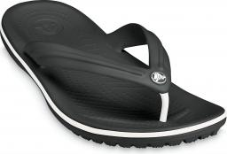 Crocs Japonki damskie Crocband Flip black r. 39-40 (11033)