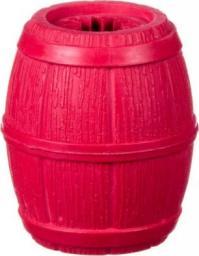 Barry King Beczka na przysmaki czerwona 8 cm
