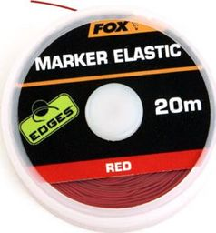 FOX Edges Marker Elastic 20m Red (CAC484)