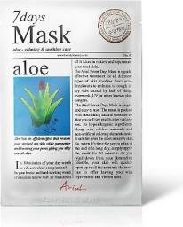 Ariul Maseczka do twarzy 7 Days Mask Aloe 20ml
