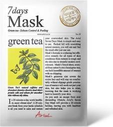 Ariul 7 Days Mask Green Tea