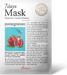 Ariul 7 Days Mask Pomegranate