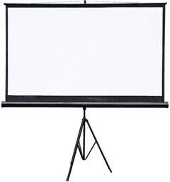 Ekran projekcyjny 4World 08445, 16:9