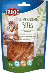 Trixie Przysmak PREMIO Catnip Chicken Bites, 50 g (TX-42742)