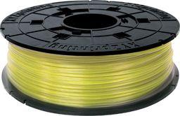 XYZPrinting XYZprinting - Clear Yellow - 600 g - PLA Filament (3D) (RFPLBXEU03B)