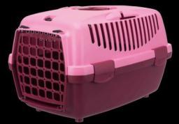 Trixie Transporter Capri 1 różowy r. XS: 32 × 31 × 48 cm