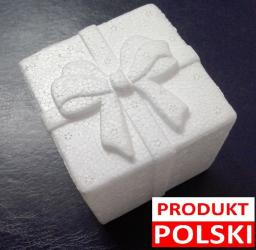 Mesio.pl Prezent styropianowy ST037 6cm 3szt