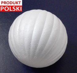 Mesio.pl Kula bombka styropianowa ST010 8cm 3szt