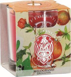 La Florentina LA FLORENTINA_Scented Candle świeca zapachowa Pomegranate 160g