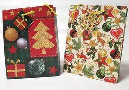 Eurocom Toreba prezentowa Creative Christmas Gliter mała