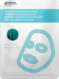 Timeless Truth Mask Hydrating Bio Cellulose Mask Algae Extract Nawilżająca maska 30ml